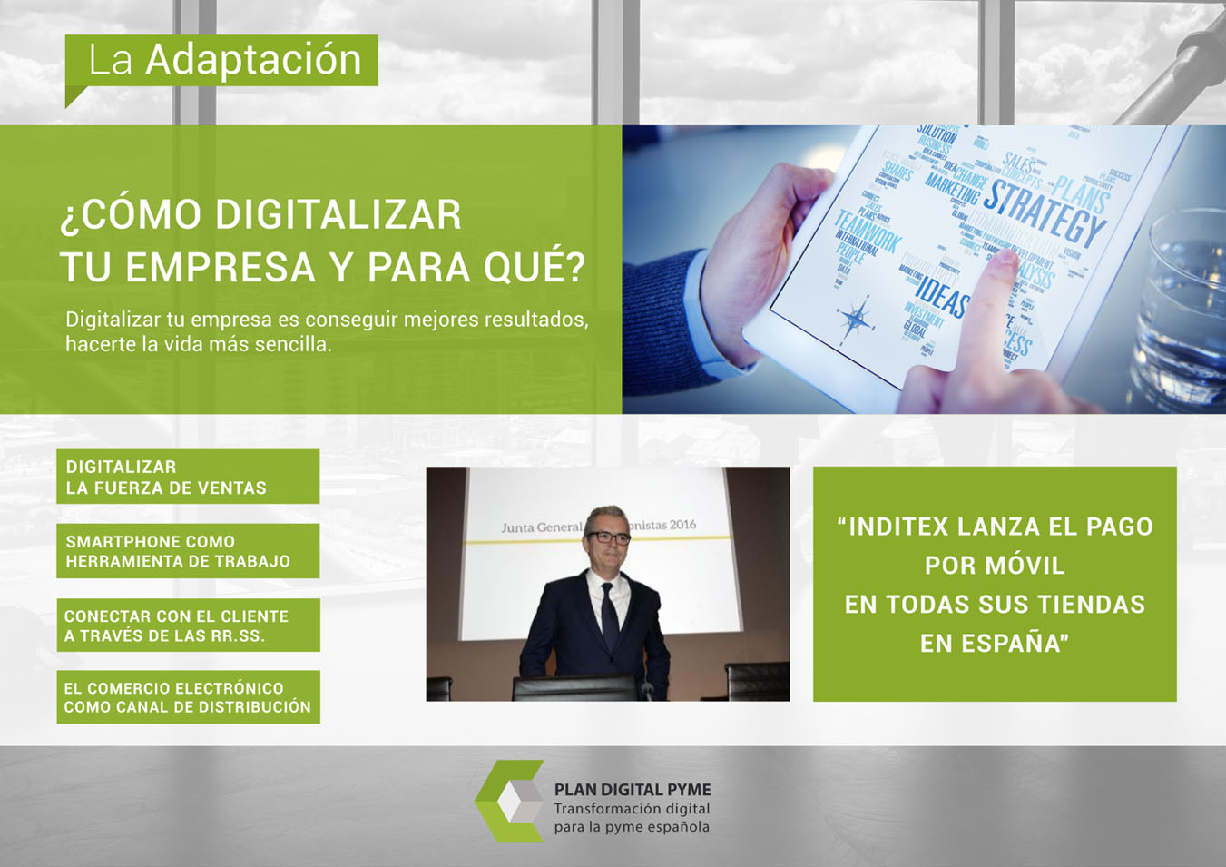 Plan Digital Pyme de Accentae - dossier corporativo